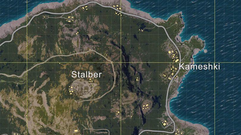 خريطة باتل جراوند