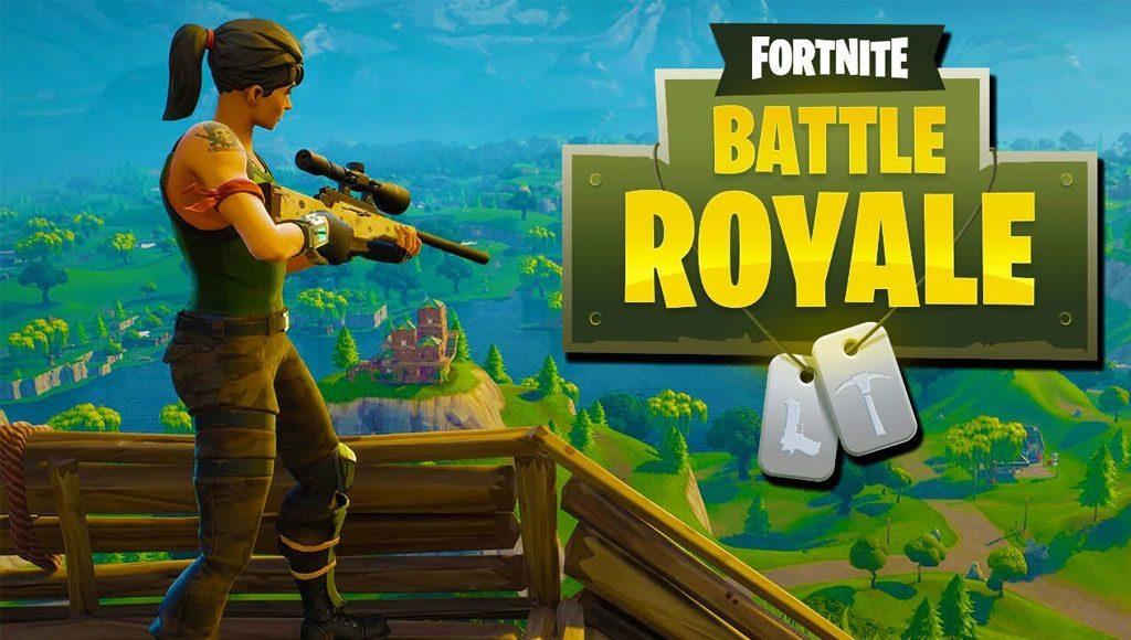أنواع اللاعبين الذين ستقابلهم في لعبة Fortnite Battle Royale