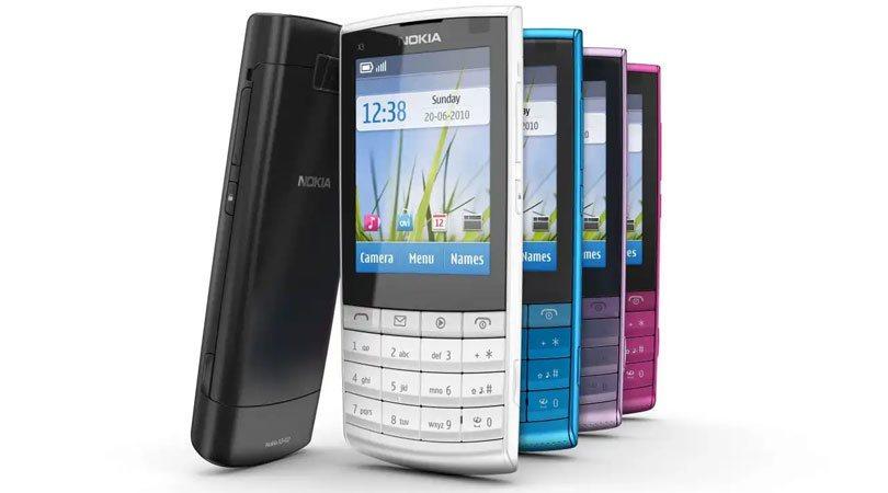 هاتف Nokia X3-2
