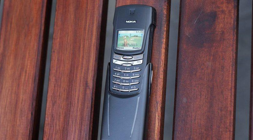 هاتف Nokia 8910i