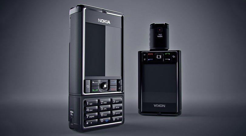 هاتف Nokia 3250