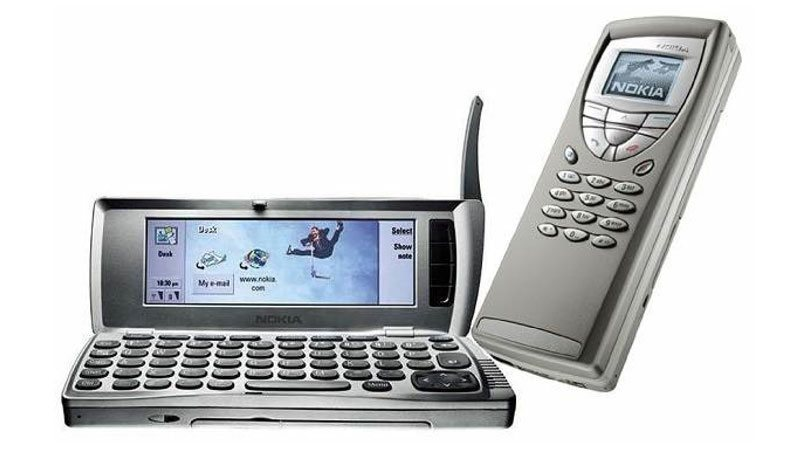 هاتف Nokia 9210 Communicator
