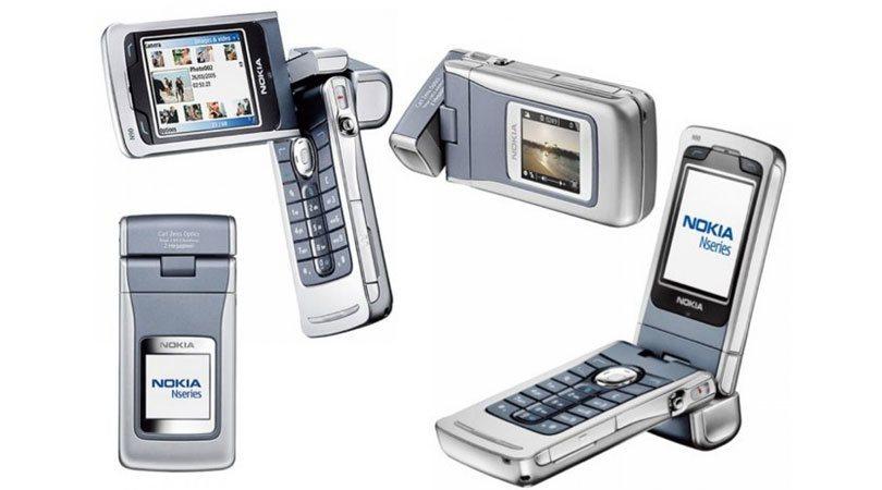 هاتف Nokia N90