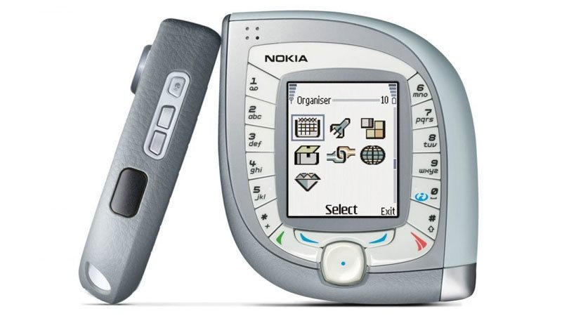 هاتف Nokia 7600