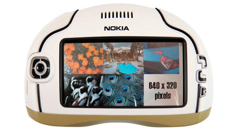 هاتف Nokia 7700