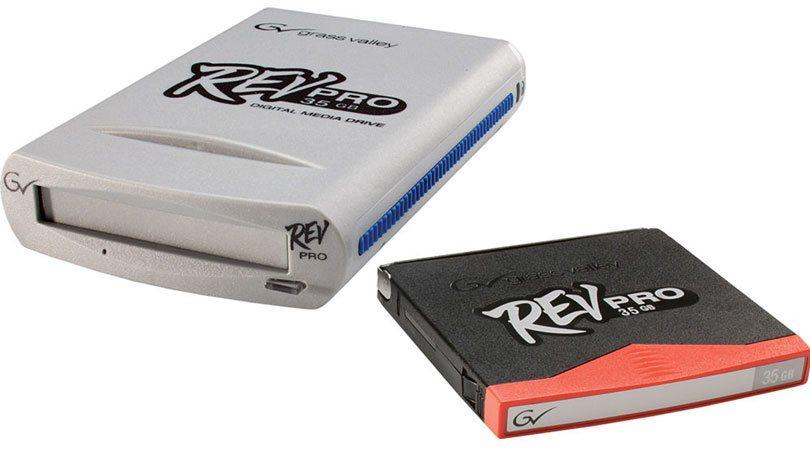 سواقة وقرص REV بسعة 35GB