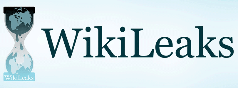 تقديم الوثائق المسربة إلى WikiLeaks عادة ما يتم عبر الإنترنت المظلم لتجنب الرقابة.