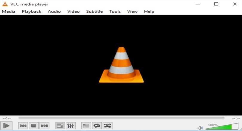 برنامج تشغيل فيديو VLC