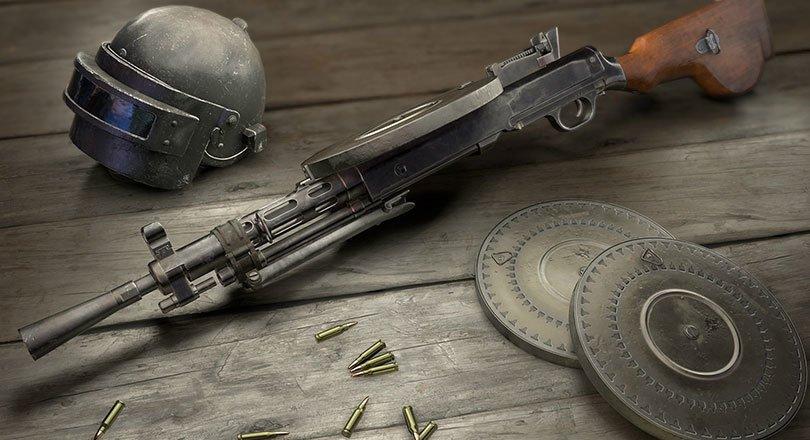 اسلحة لعبة ببجي - لعبة PUBG