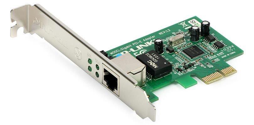 بطاقة شبكة - Network Card - مكونات الحاسوب / اجزاء الكمبيوتر
