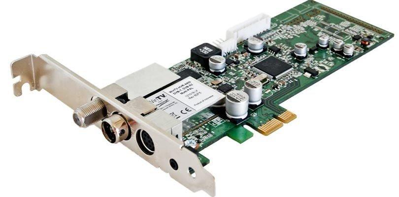 بطاقة تلفزيون - TV Card - مكونات الحاسوب / اجزاء الكمبيوتر