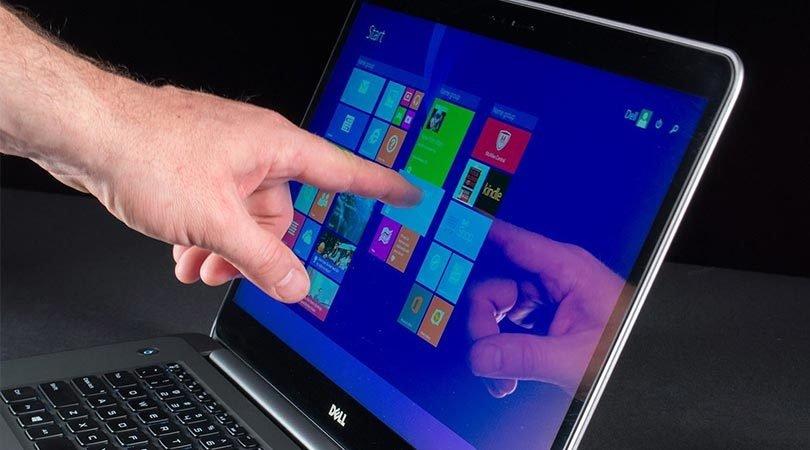 شاشة لمس - Touch Screen - مكونات الحاسوب / اجزاء الكمبيوتر