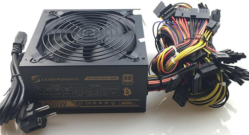 وحدة التزويد بالطاقة - Power Supply - مكونات الحاسوب / اجزاء الكمبيوتر