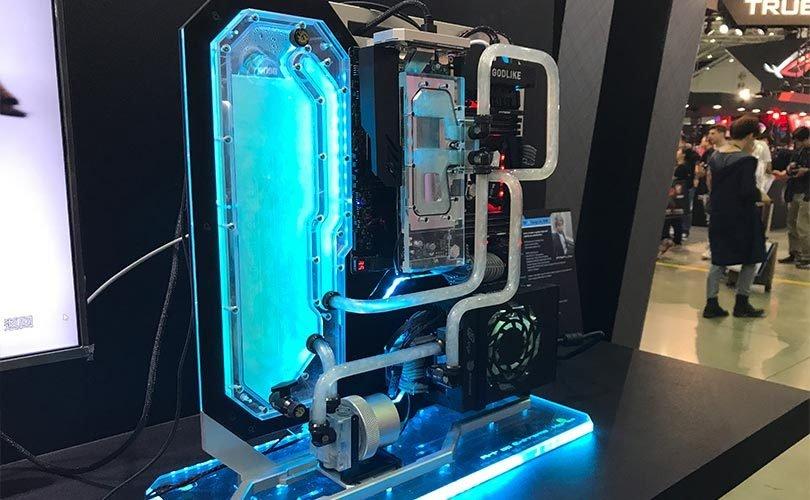 نظام تبريد سائل - Liquid Cooling System - مكونات الحاسوب / اجزاء الكمبيوتر