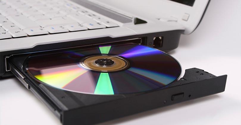 سواقة أقراص ضوئية - Disc Drive - مكونات الحاسوب / اجزاء الكمبيوتر