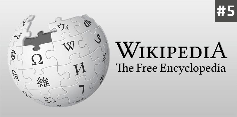 موقع Wikipedia مواقع الانترنت