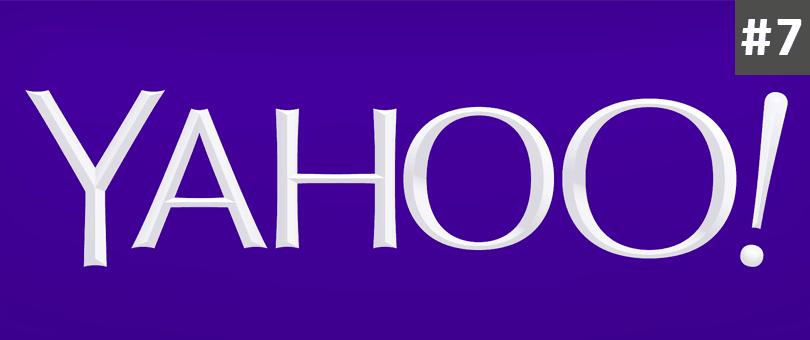 موقع Yahoo مواقع الانترنت