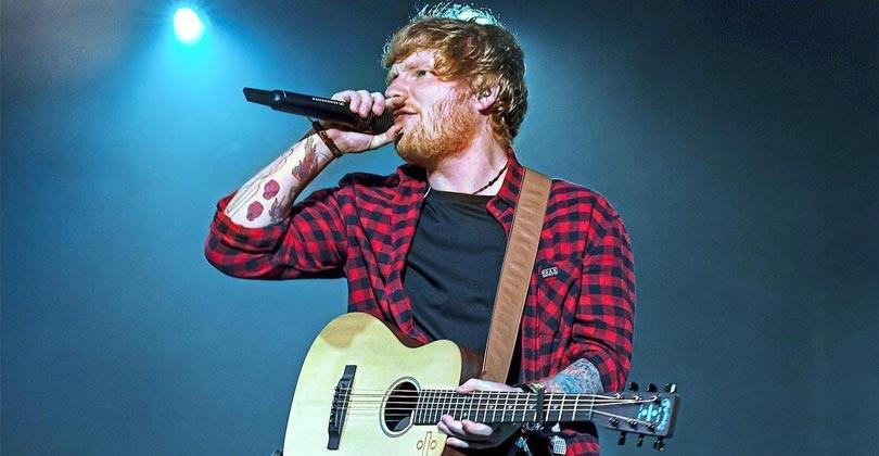 قناة Ed Sheeran - أكبر قنوات يوتيوب