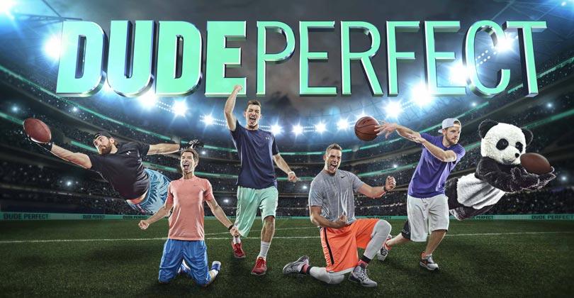 قناة Dude Perfect - أكبر قنوات يوتيوب