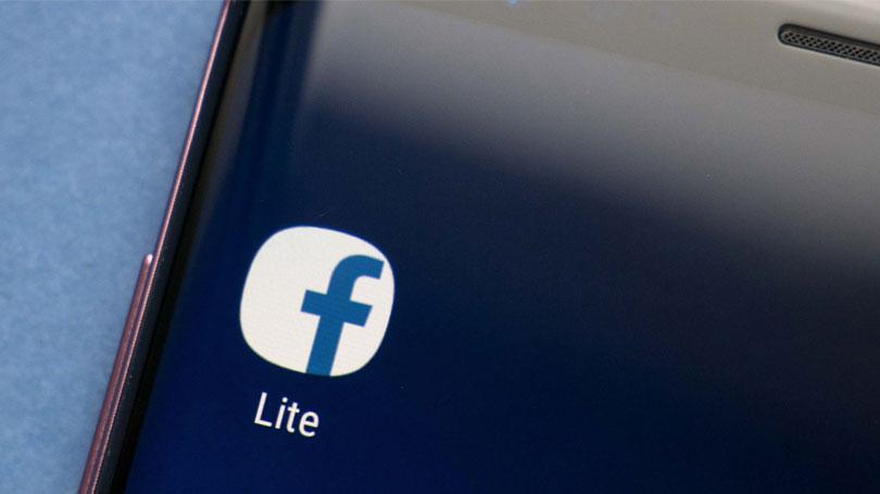فتح حسابين فيس بوك معاً باستخدام فيس بوك لايت