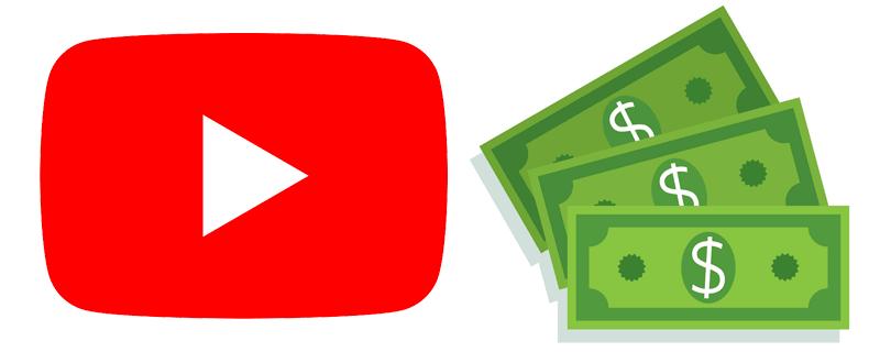 أرباح اليوتيوب