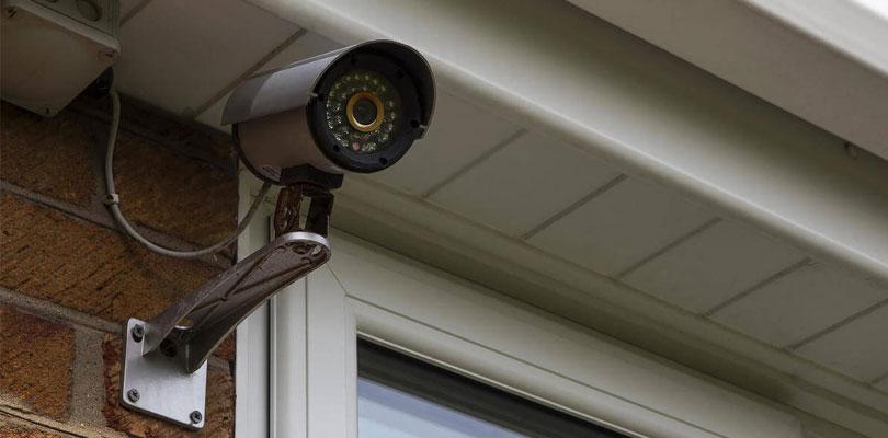 كاميرات المراقبة مصممة لتدوم