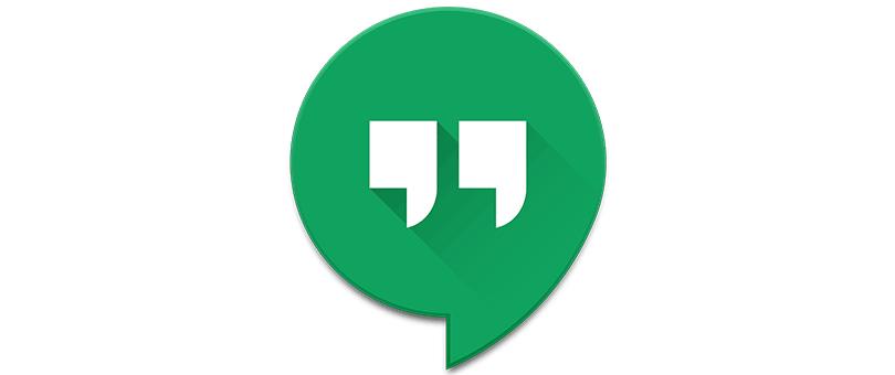 برنامج مكالمات فيديو هانجاوتس Hangouts