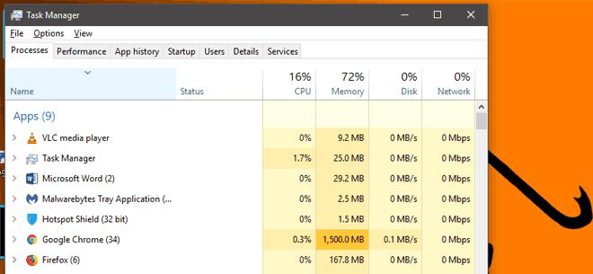 تسريع الكمبيوتر بإيقاف المهام العاملة في الخلفية