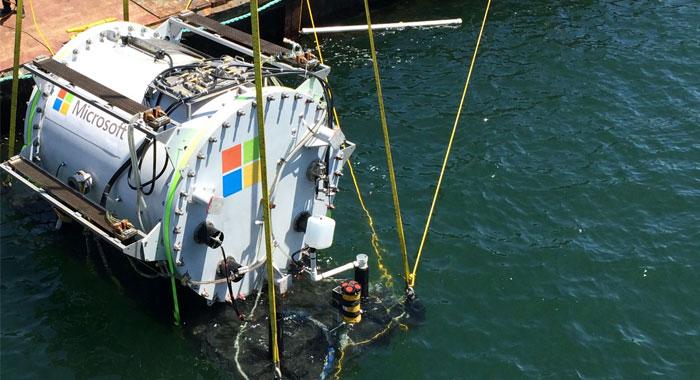 خوادم Microsoft البحرية
