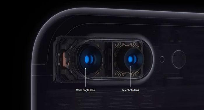 كاميرا مزدوجة كاميرا ثلاثية