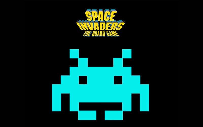 لعبة Space Invaders - ألعاب قديمة من الثمانينيات