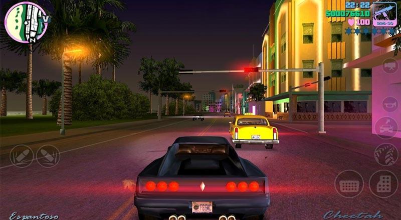 لعبة GTA Vice City - ألعاب قديمة من مطلع الألفية