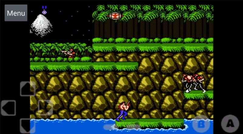 محاكي مشغل ألعاب NES