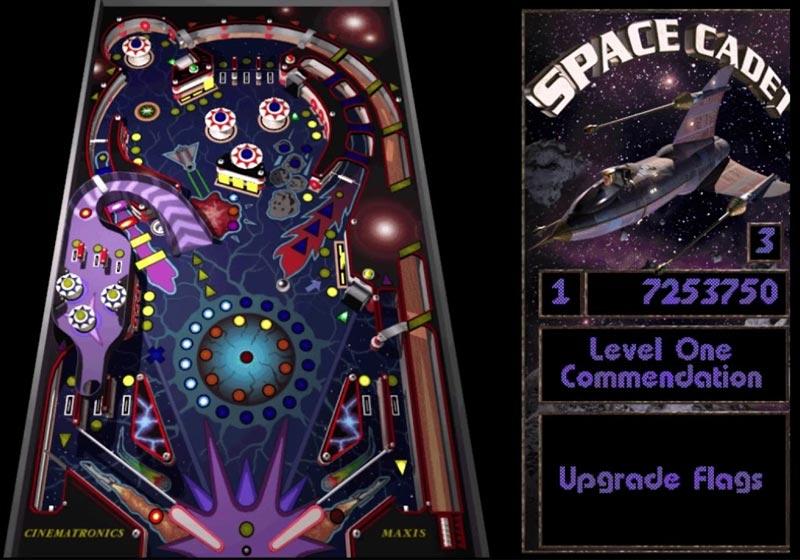 لعبة Pinball - ألعاب قديمة من التسعينيات