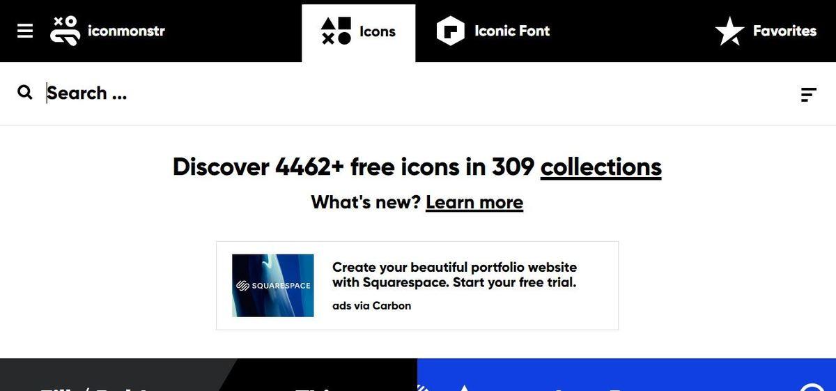موقع iconmonstr