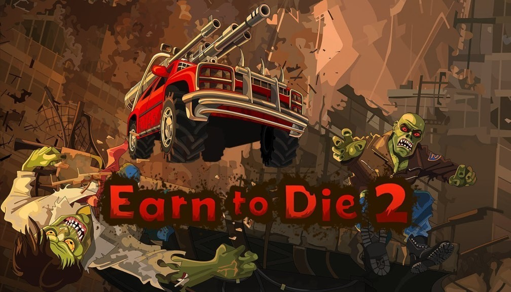 لعبة Earn to Die 2