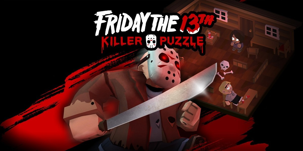 لعبة Friday the 13th: Killer Puzzle - ألعاب بدون نت