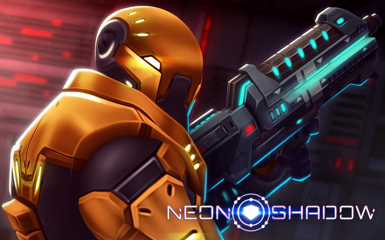 لعبة Neon Shadow - ألعاب بدون نت