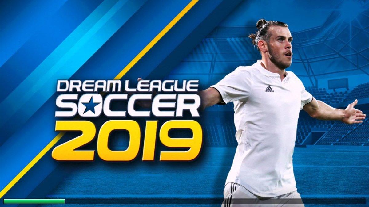 لعبة Dream League Soccer - ألعاب بدون نت