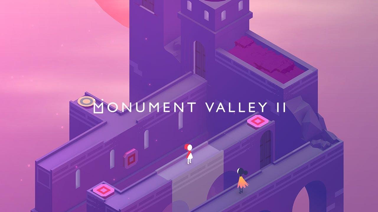لعبة Monument Valley 2 - ألعاب بدون نت