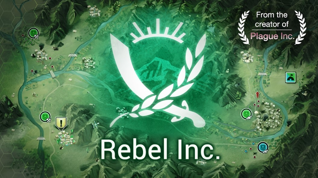 لعبة .Rebel Inc