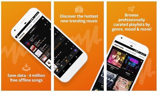 برنامج Audiomack - برنامج تحميل أغاني