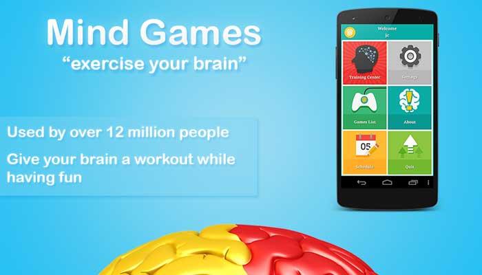 أفضل ألعاب الذكاء للهواتف - لعبة Mind Games