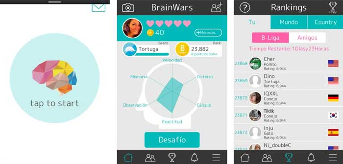 أفضل ألعاب الذكاء للهواتف - لعبة Brain Wars