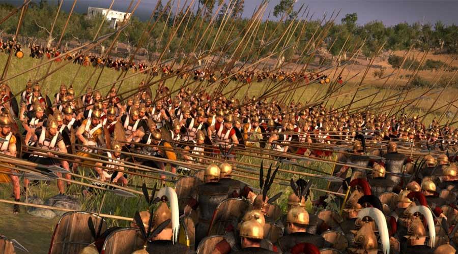 لعبة Rome: Total War - ألعاب استراتيجية