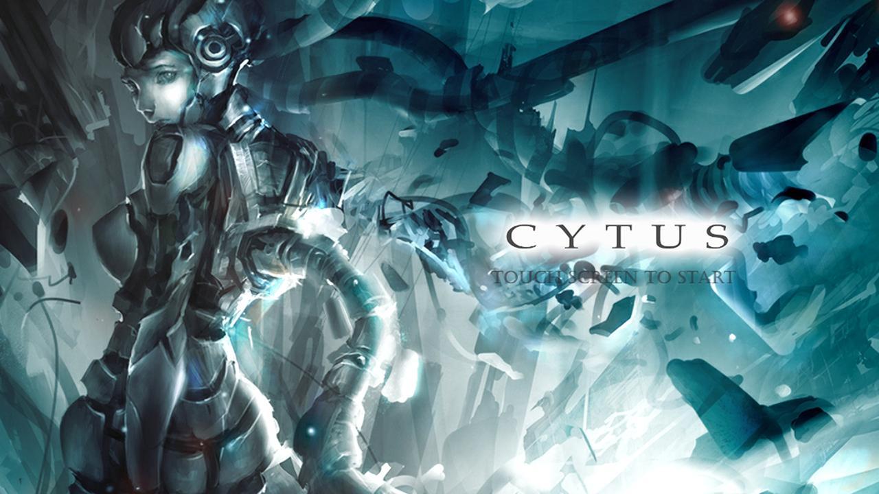 لعبة Cytus - ألعاب موسيقى