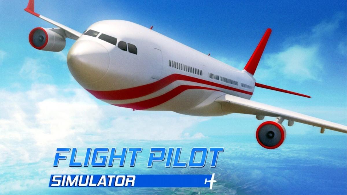 لعبة Flight Pilot Simulator 3D - ألعاب طائرات