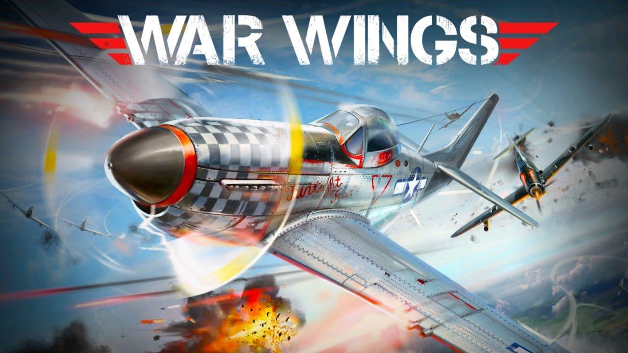 ألعاب الطائرات الحربية - لعبة War Wings