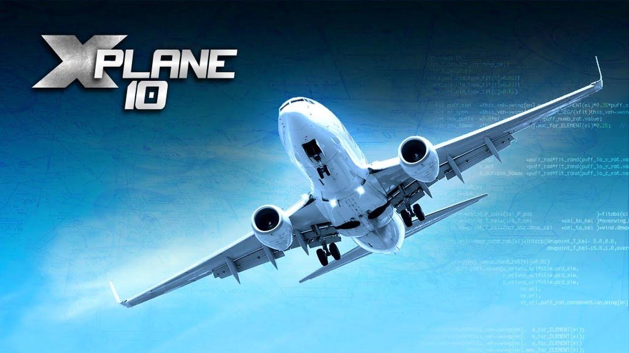 لعبة X-Plane 10 Flight Simulator - ألعاب طائرات