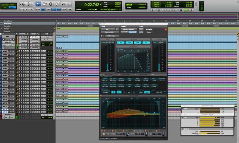 برنامج Avid Pro Tools - أفضل برنامج تعديل صوت احترافي